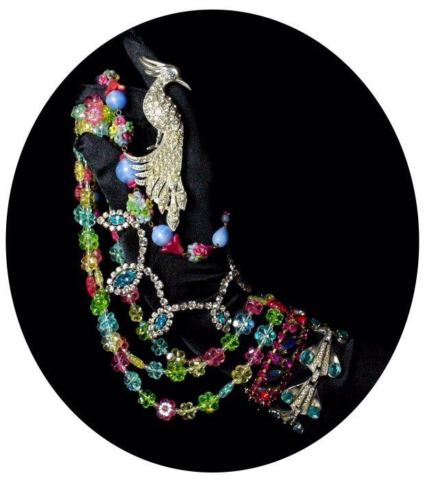 POMPADOUR´S Vintage Costume Jewelry alter, amerikanischer & europäischer Modeschmuck des 20. Jahrhunderts, Vintage Modeschmuck, alter Schmuck